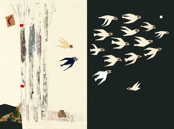 el pájaro enjaulado 1
