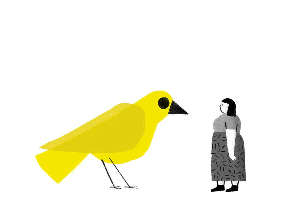 pajaro-amarillo-02_neus-caamaño